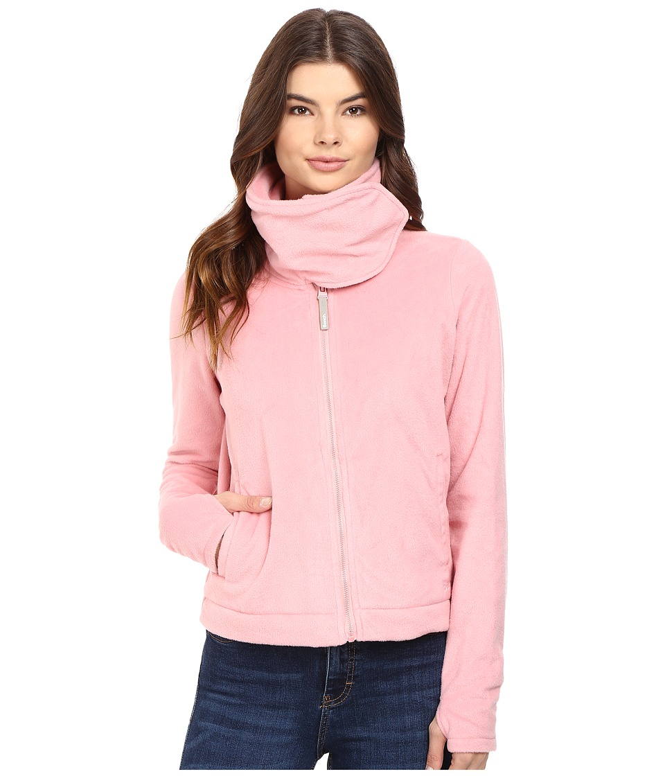Bench - Difference Funnel Neck Sweatshirt (Brandied Apricot) Women's Sweatshirt