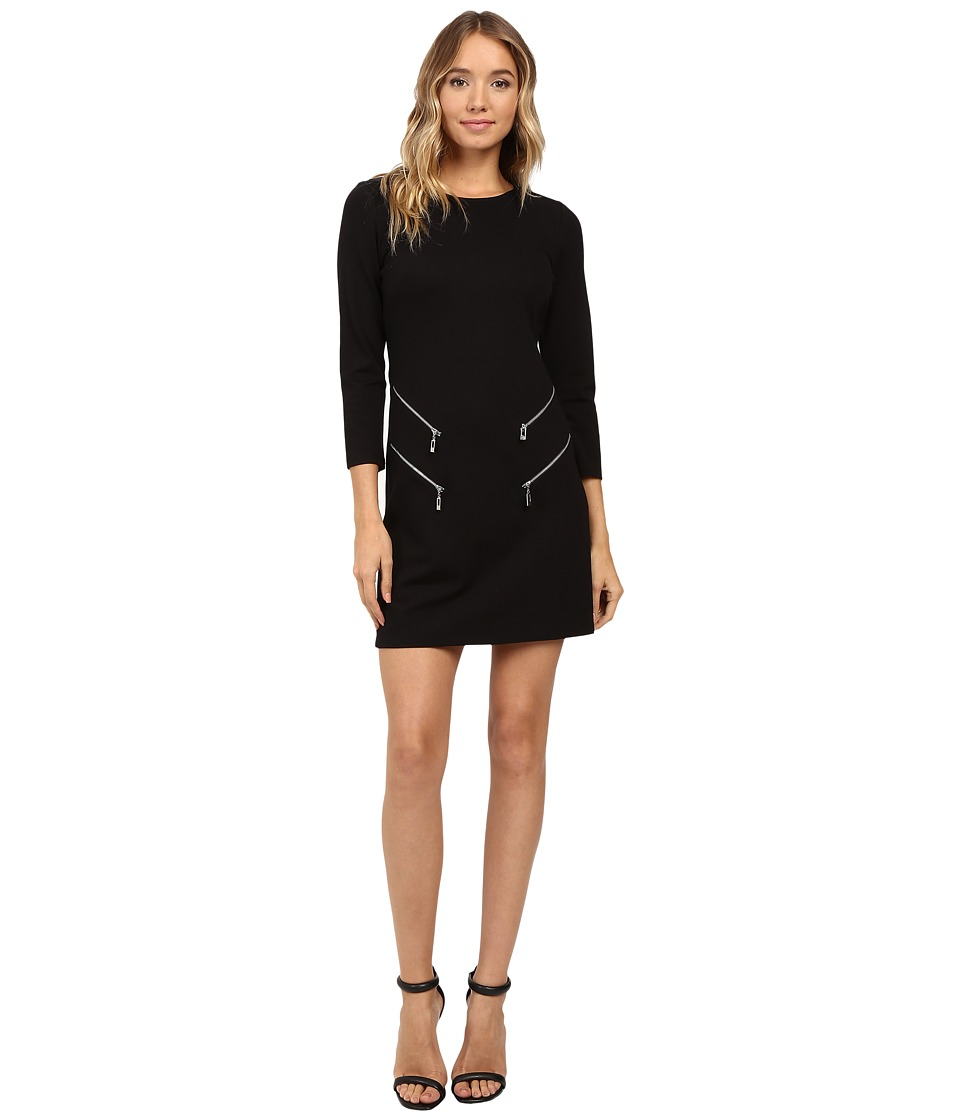 Christin Michaels Jackson Dress (Black) Women