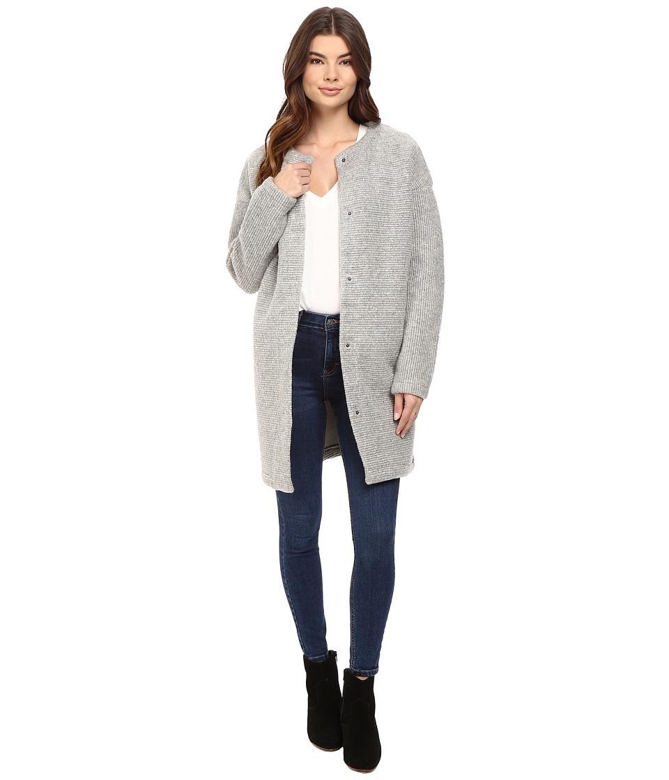 Bench - Aptness Jacket (Grey Marl) Women's Coat