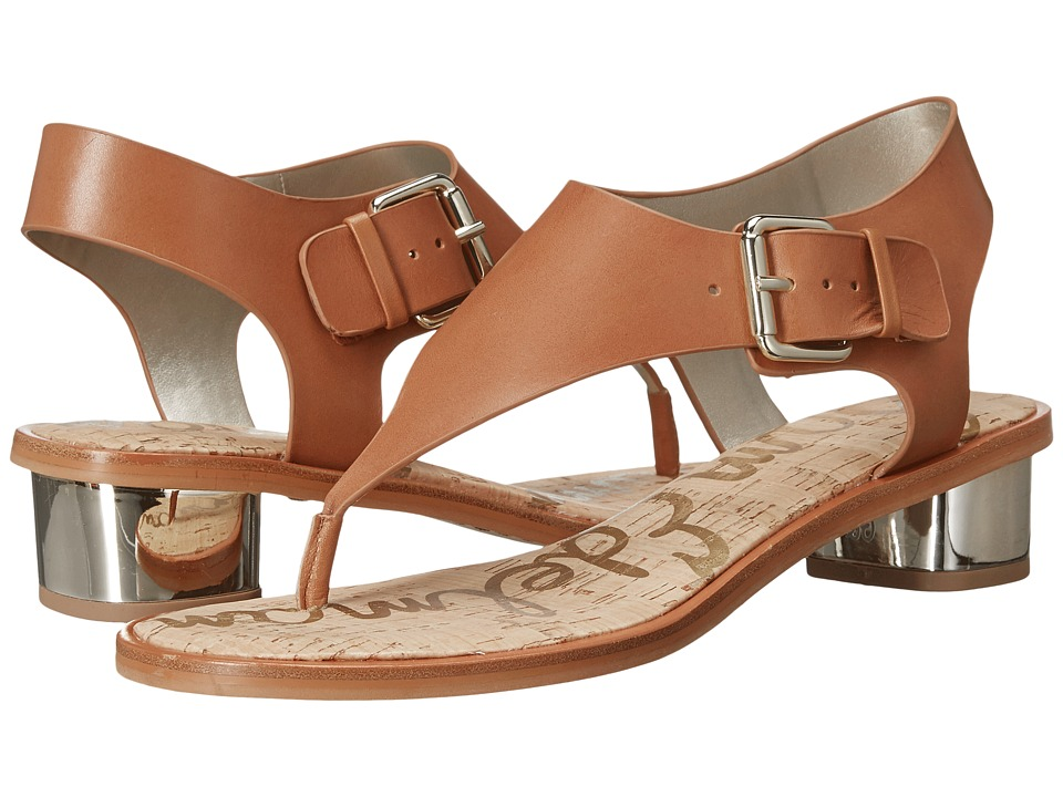 Sam Edelman - Tallulah (Saddle Leather) Women's Sandals