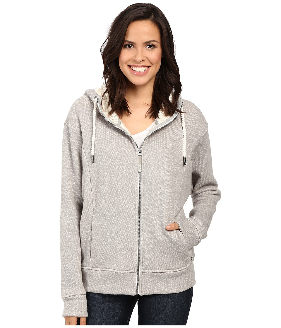 Bench - Gain Marled Sweatshirt (Grey Marl) Women's Sweatshirt