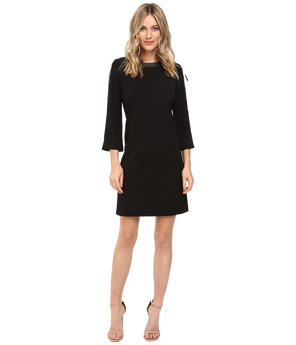 Christin Michaels - Knoxville Dress (Black) Women's Dress
