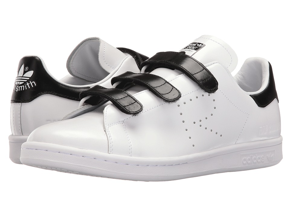 adidas by Raf Simons - Raf Simons Stan Smith CF (White/Black/White) Shoes
