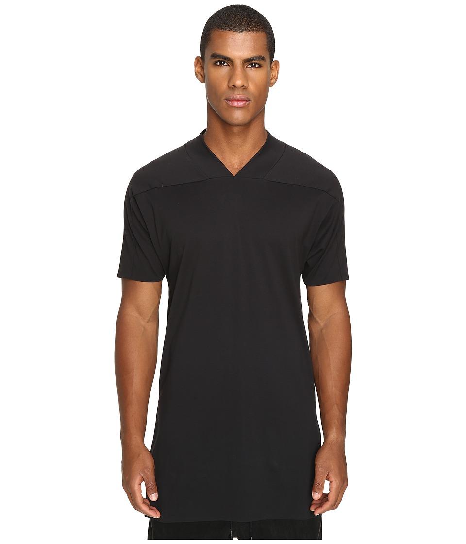 adidas Y-3 by Yohji Yamamoto - Basic V-Neck (Black) T Shirt