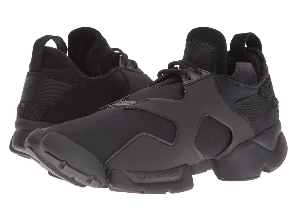 adidas Y-3 by Yohji Yamamoto - Kohna (Core Black/Core Black/Core Black) Shoes