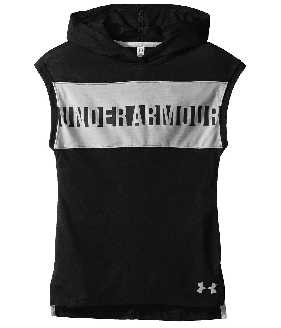 Under Armour Kids - Tech Tunic (Big Kids) (Black) Girl's Blouse