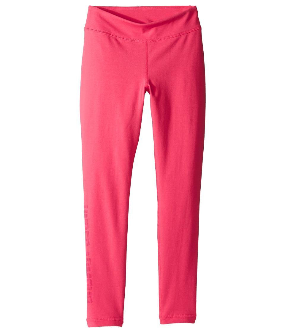 Under Armour Kids - Fav. Knit Graphic Leggings (Big Kids) (Gala) Girl's Casual Pants
