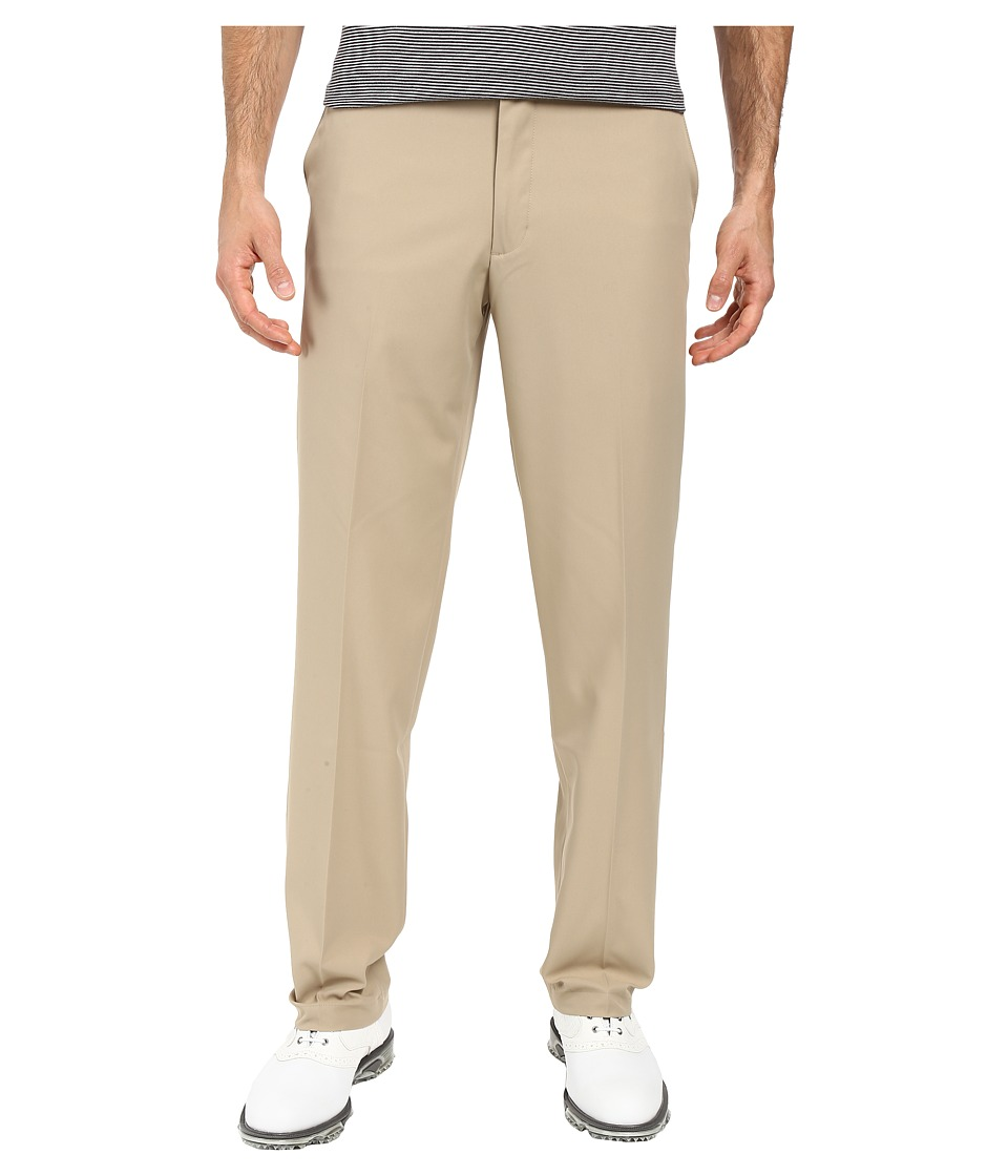 Dockers Men's - Straight Fit Flat Front Golf Pants (Dockers Khaki) Men's Casual Pants