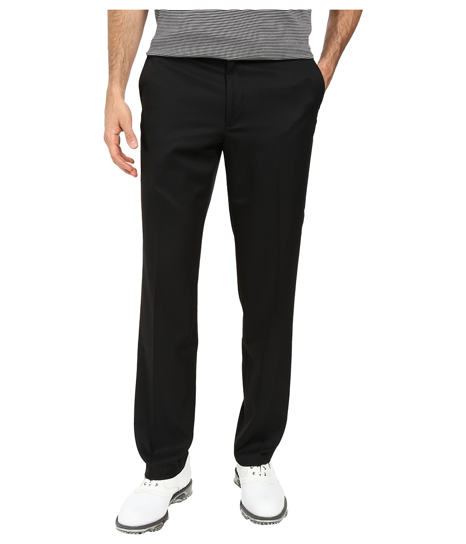 Dockers Men's - Straight Fit Flat Front Golf Pants (Black Metal) Men's Casual Pants