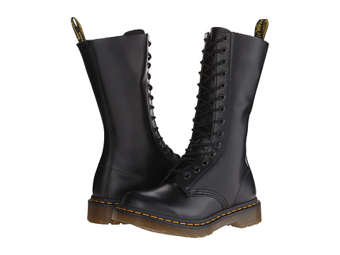 Dr. Martens - 1914 W (Black Smooth) Women's Boots