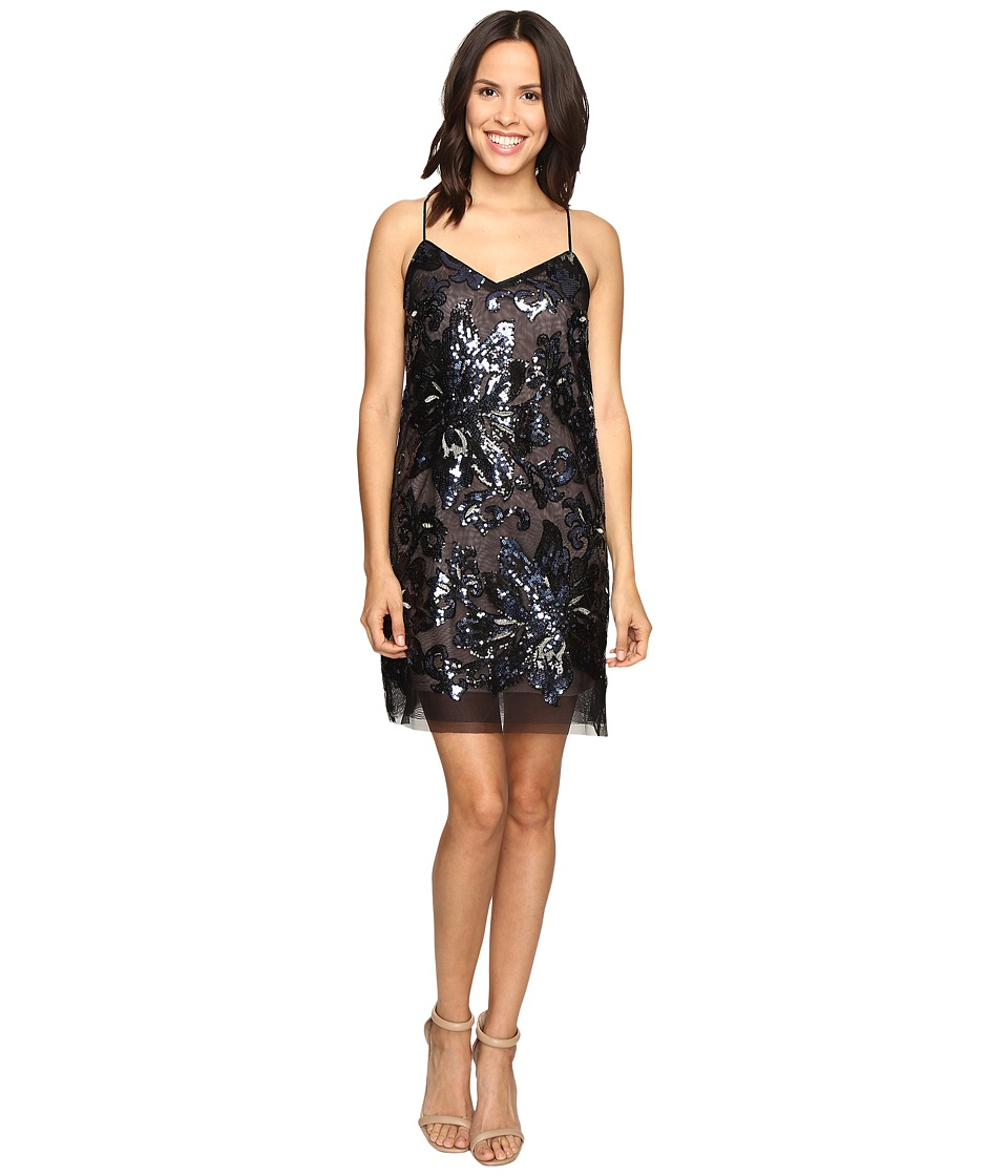 rsvp Greenland Floral Dress (Black) Women
