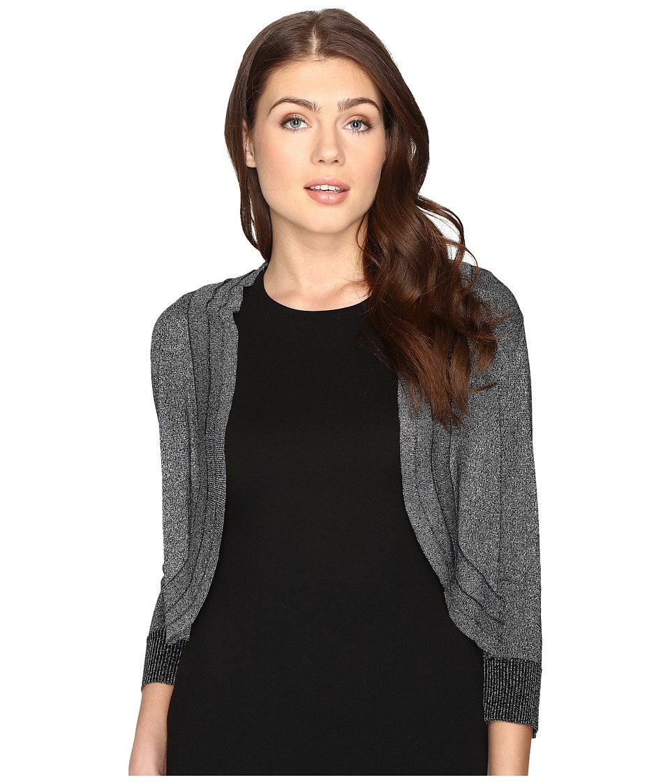 rsvp - Lexington Sweater (Black/Silver) Women's Sweater