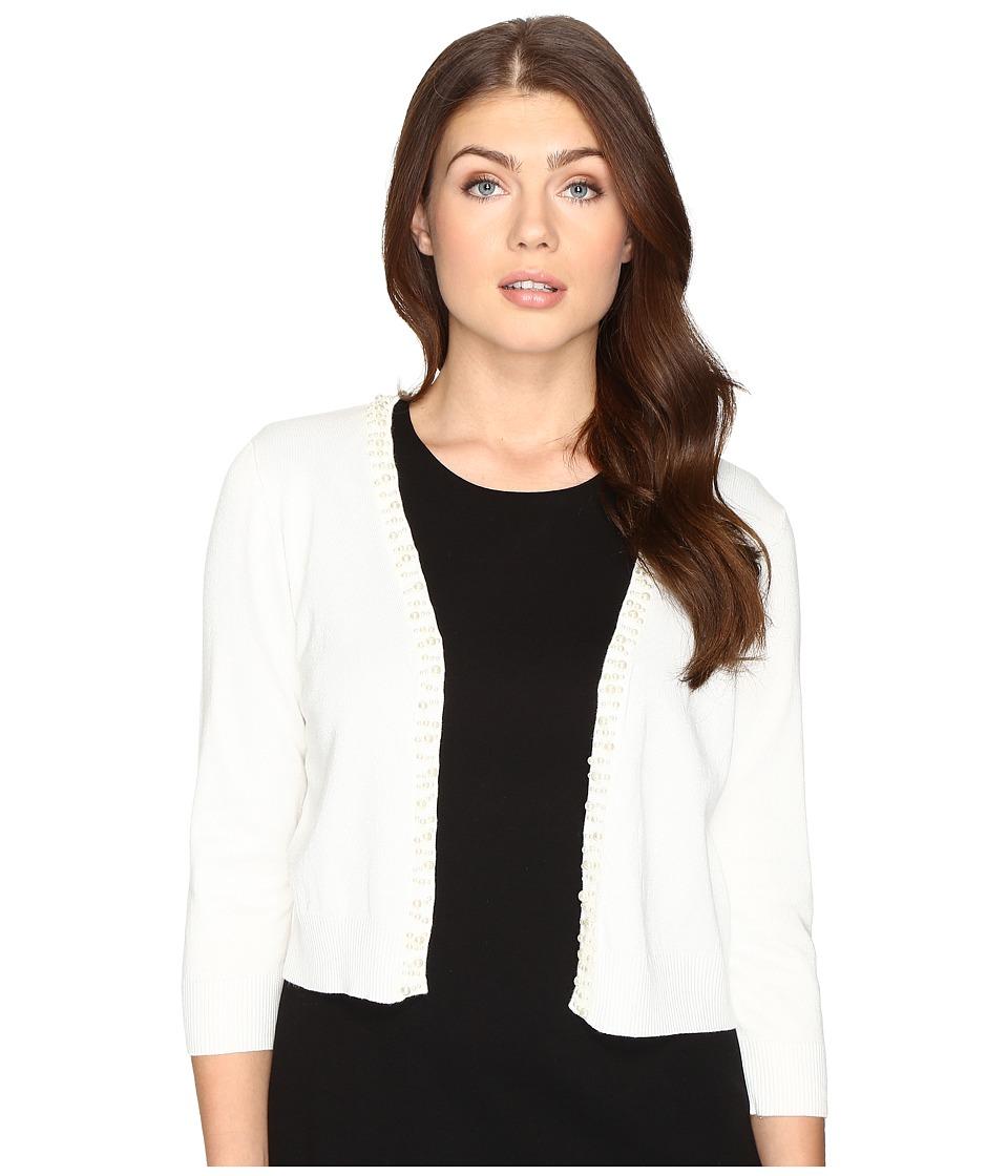 rsvp - Frankfort Embellished Sweater (Ivory) Women's Sweater