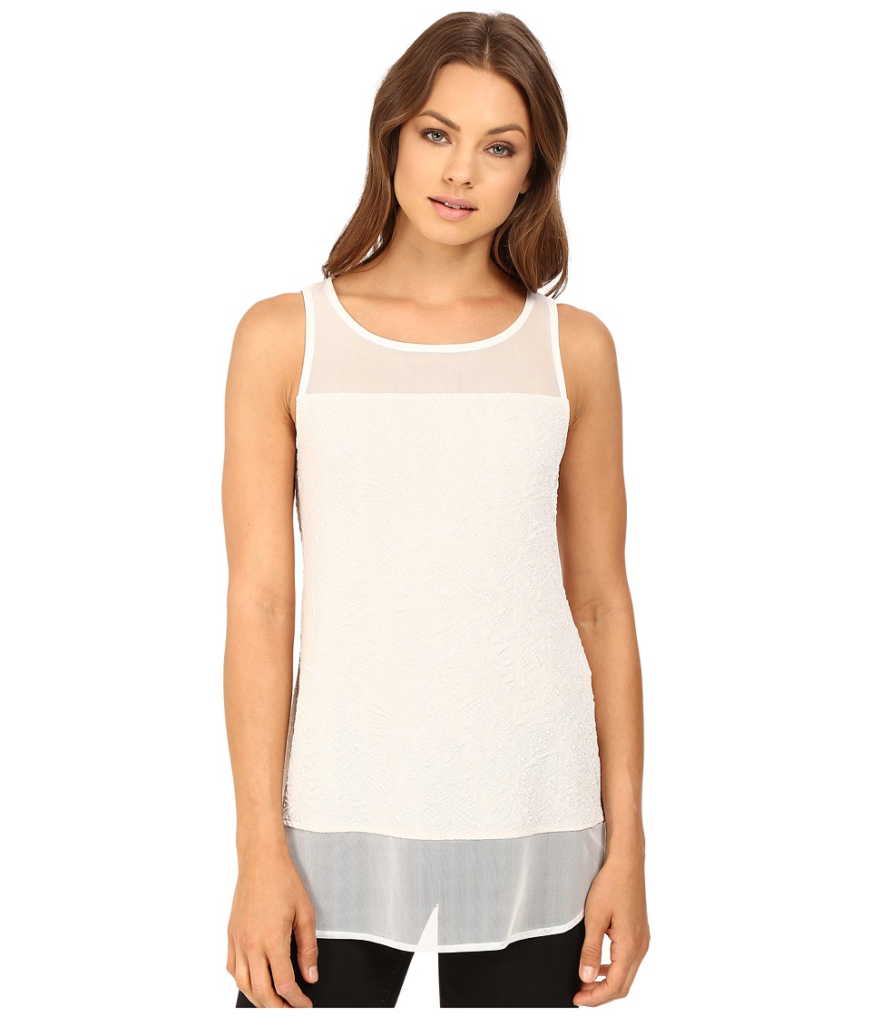 rsvp - Kaitlin Top (Ivory) Women's Clothing