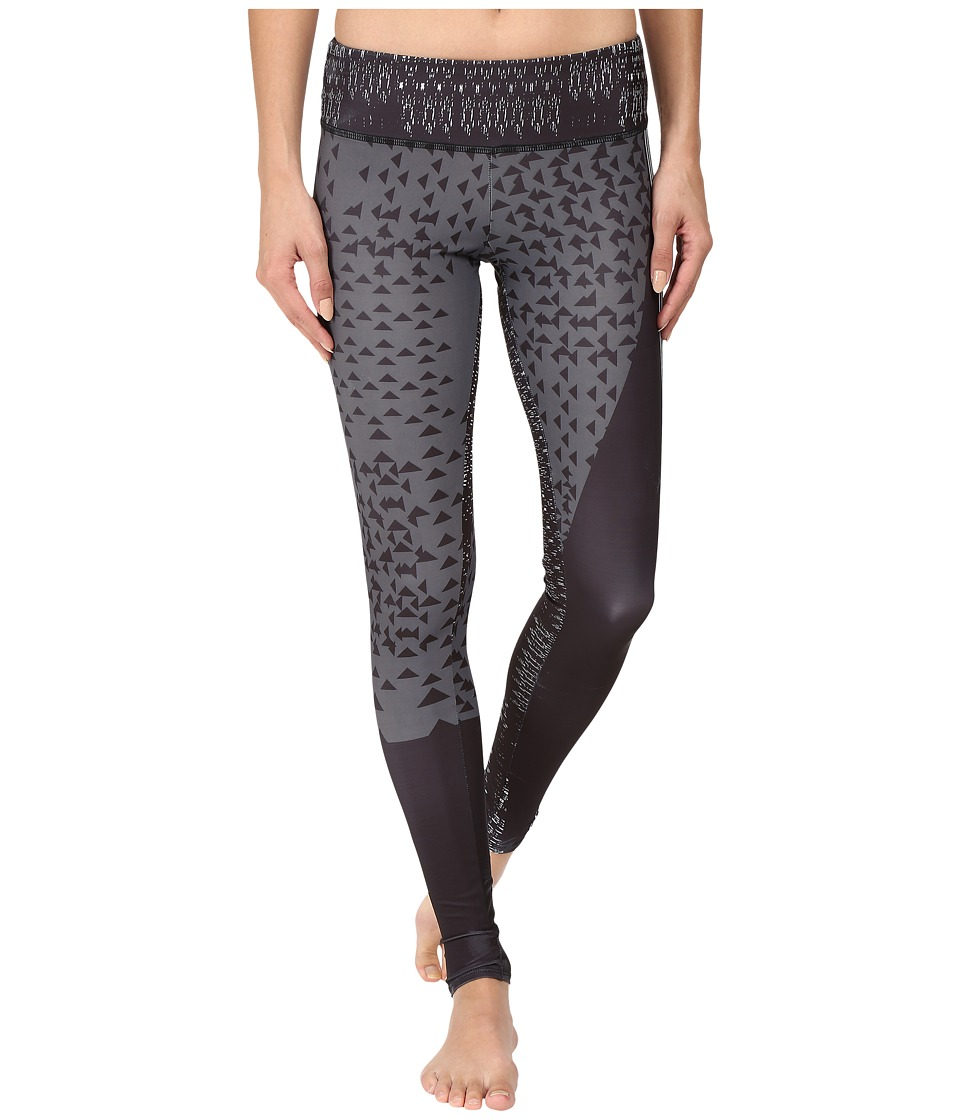 Onzie - Blocked Angles Graphic Leggings (Blocked Angles) Women's Casual Pants