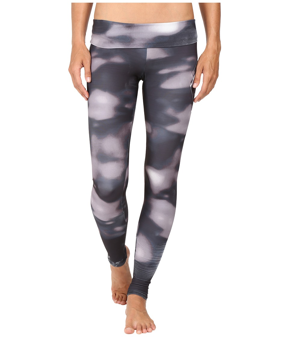 Onzie - Feathered Graphic Leggings (Feathered) Women's Casual Pants