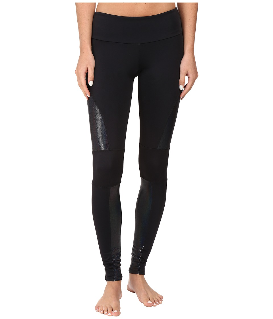 Onzie - Moto Pants (Black Halo) Women's Casual Pants