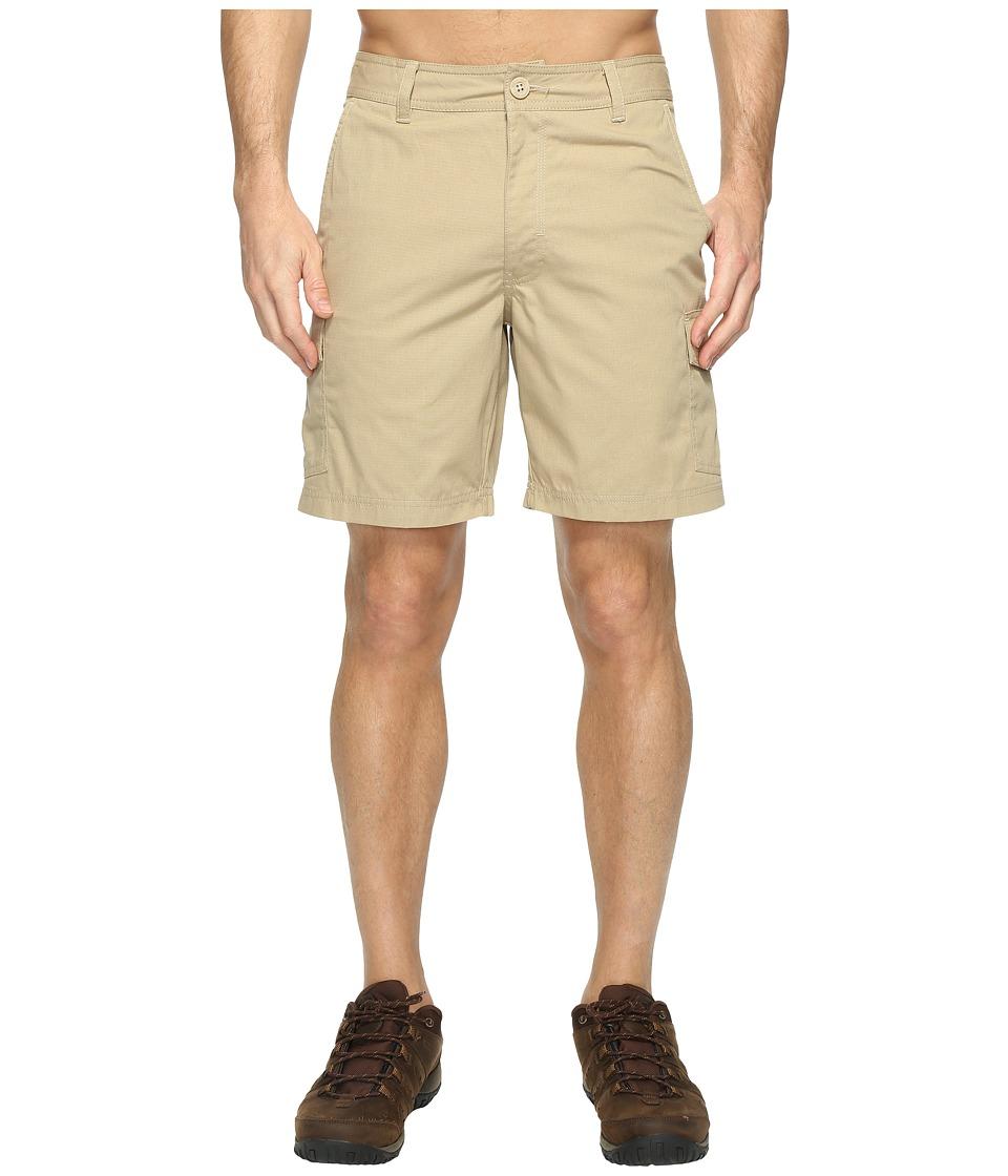 Columbia - Montgomery Park Shorts (British Tan) Men's Shorts