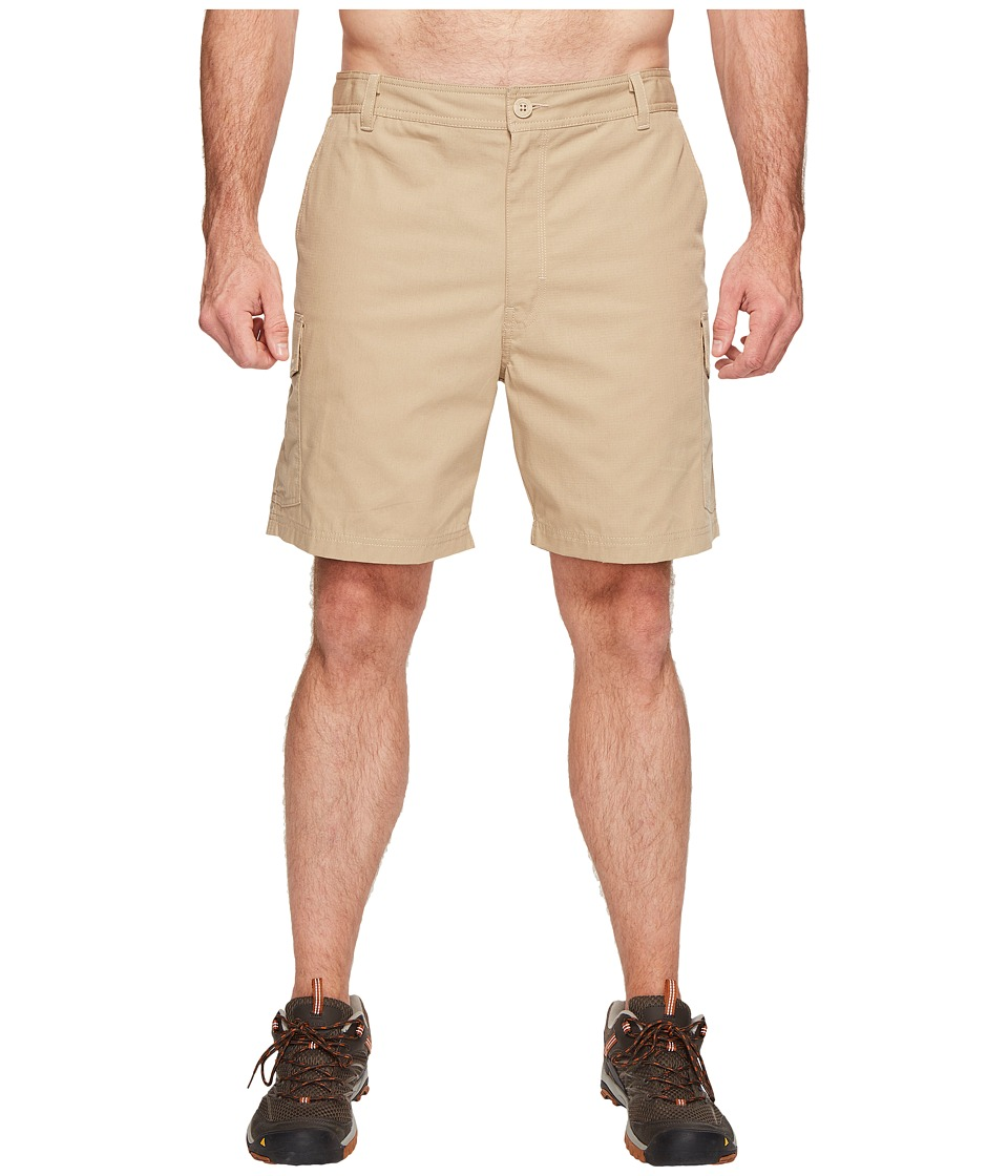 Columbia - Big Tall Montgomery Park Shorts (British Tan) Men's Shorts