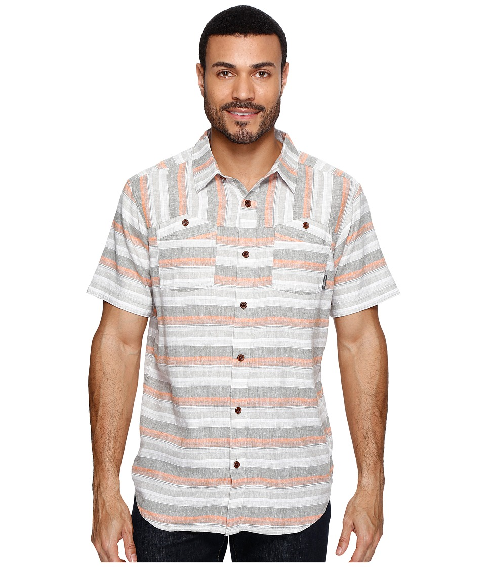 Columbia - Southridge Yarn Dye Short Sleeve Shirt (Cypress Plaid) Men's Short Sleeve Button Up