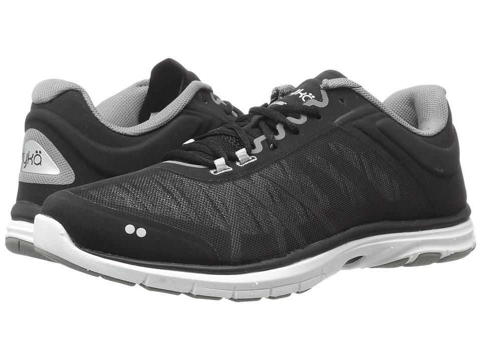 Ryka - Dynamic 2.5 (Black/Grey) Women's Cross Training Shoes