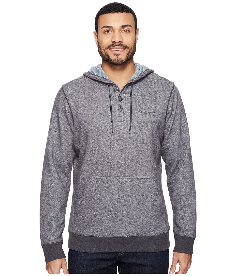 Columbia - Rugged Waterstm Hoodie (Shark/Grey Ash) Men's Sweatshirt