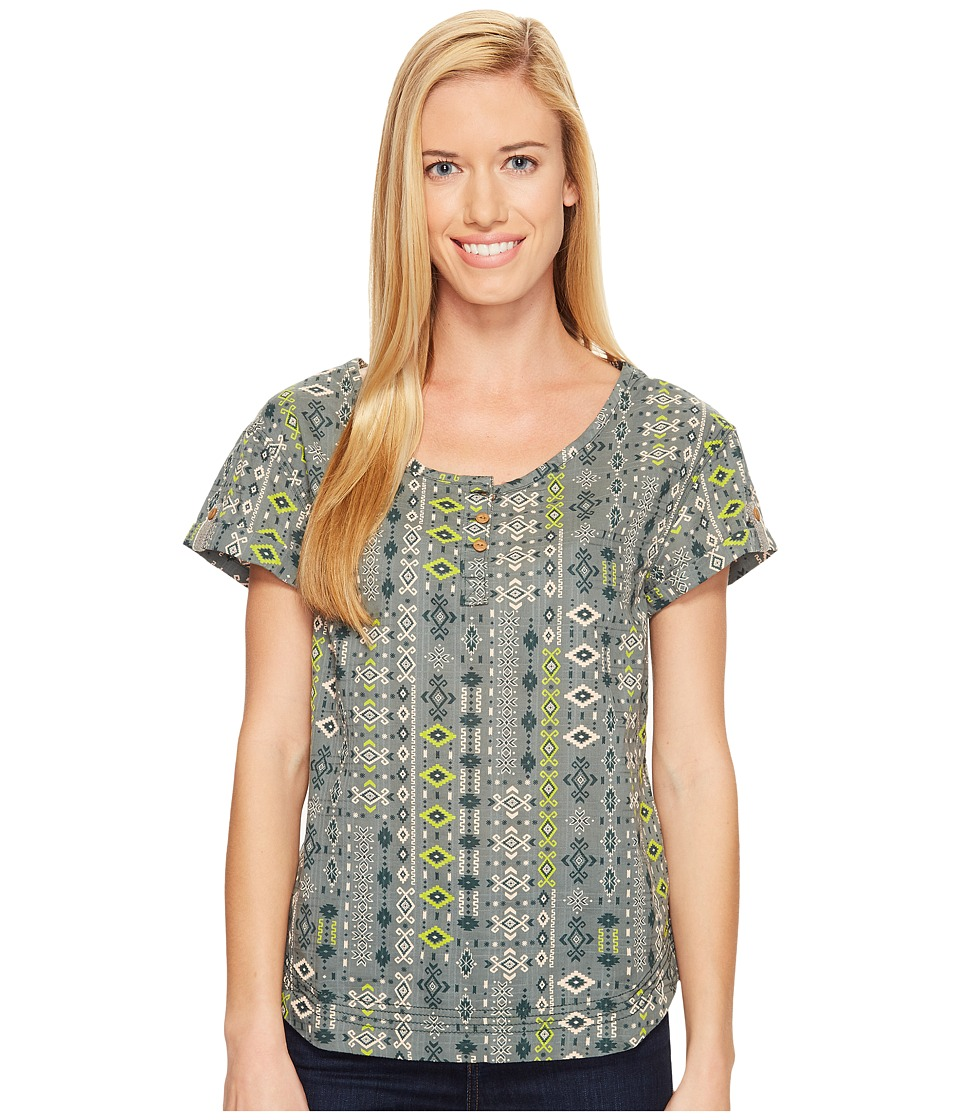 Woolrich - Twin Pines Eco Rich Shirt (Balsam Green) Women's Clothing