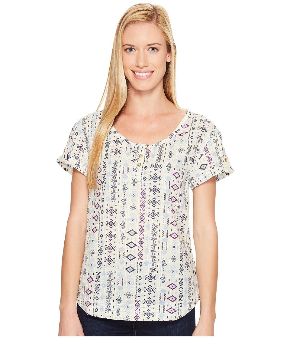 Woolrich - Twin Pines Eco Rich Shirt (Wool Cream) Women's Clothing