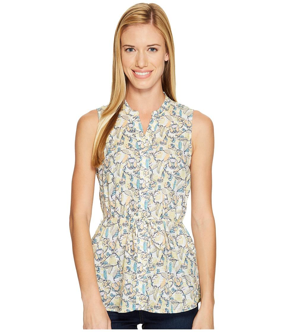 Woolrich - Twin Pines Eco Rich Sleeveless Shirt (Golden Haze) Women's Sleeveless