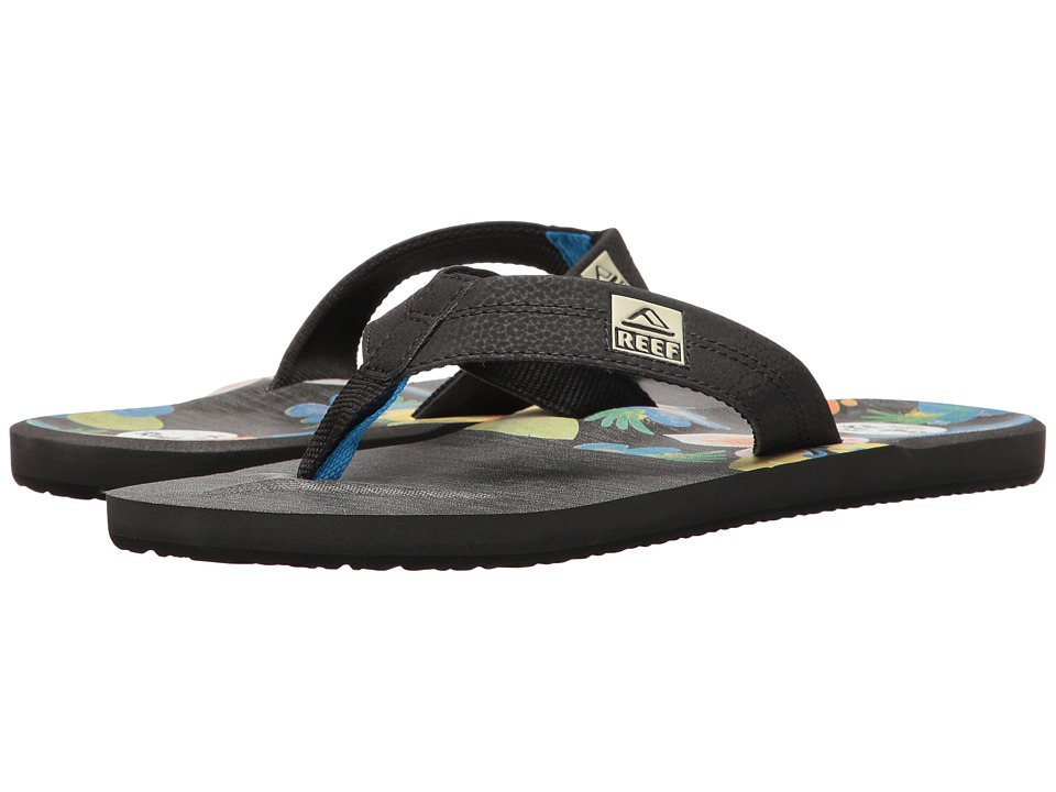 Reef - HT Prints (70s Floral) Men's Sandals