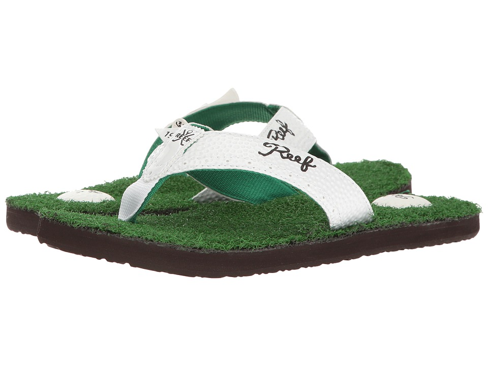 Reef - Mulligan II (Green) Men's Sandals