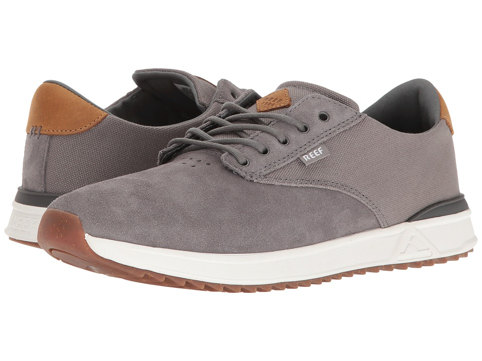 Reef - Mission SE (Grey) Men's Lace up casual Shoes