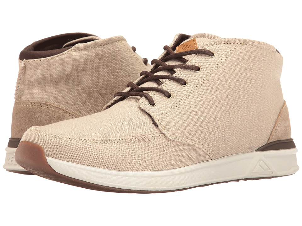Reef - Rover Mid (Khaki) Men's Lace up casual Shoes