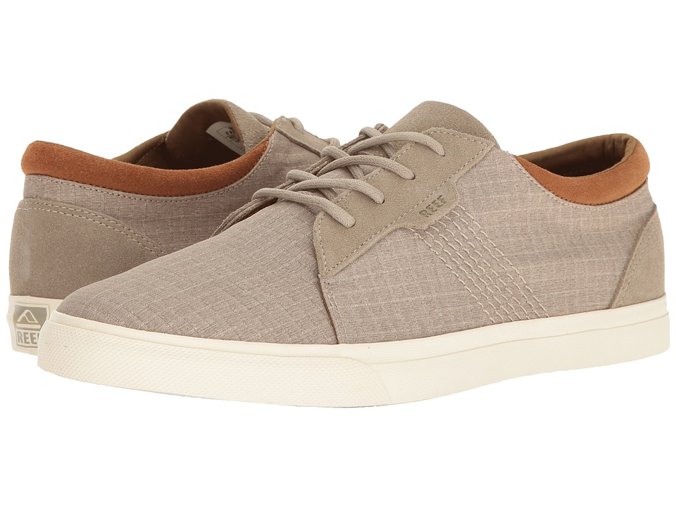 Reef - Ridge TX (Natural) Men's Lace up casual Shoes