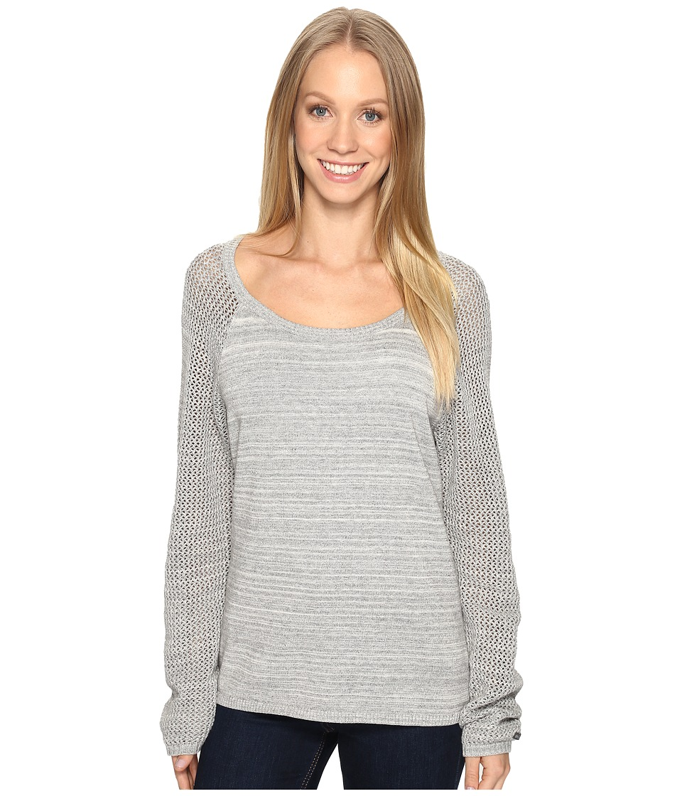 Columbia - Camp Around Sweater (Grey Ash) Women's Sweater