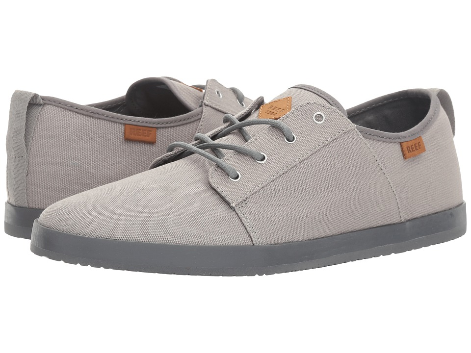 Reef - Leucadian (Grey) Men's Lace up casual Shoes