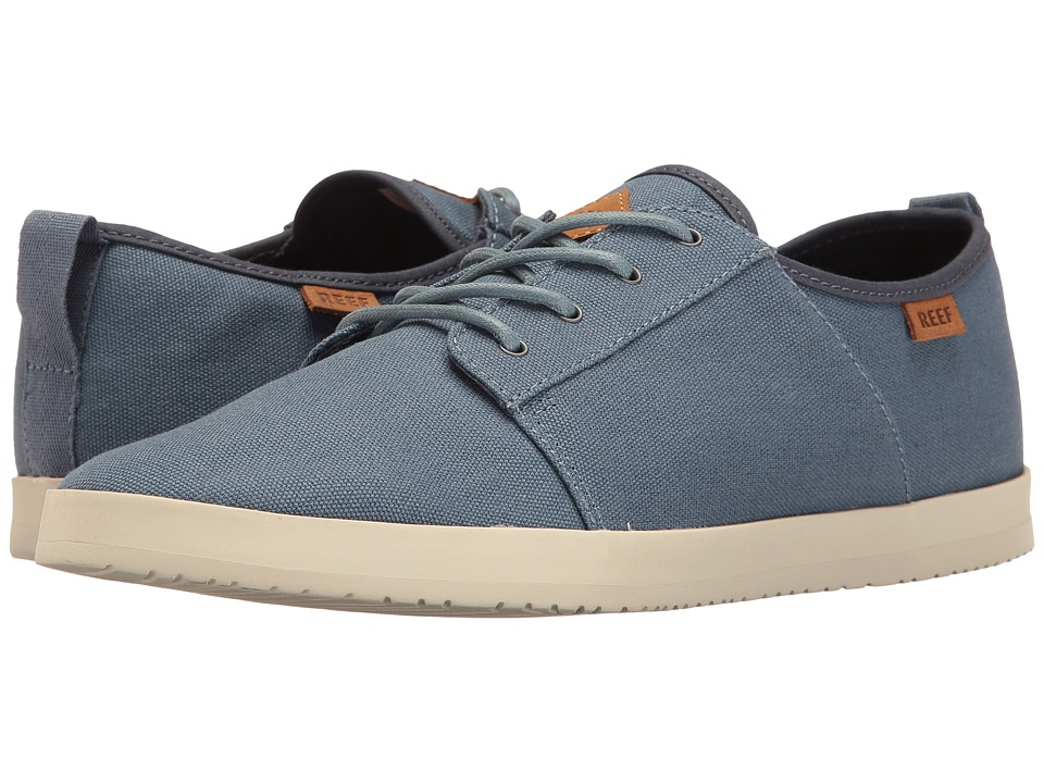 Reef - Leucadian (Steel Blue) Men's Lace up casual Shoes