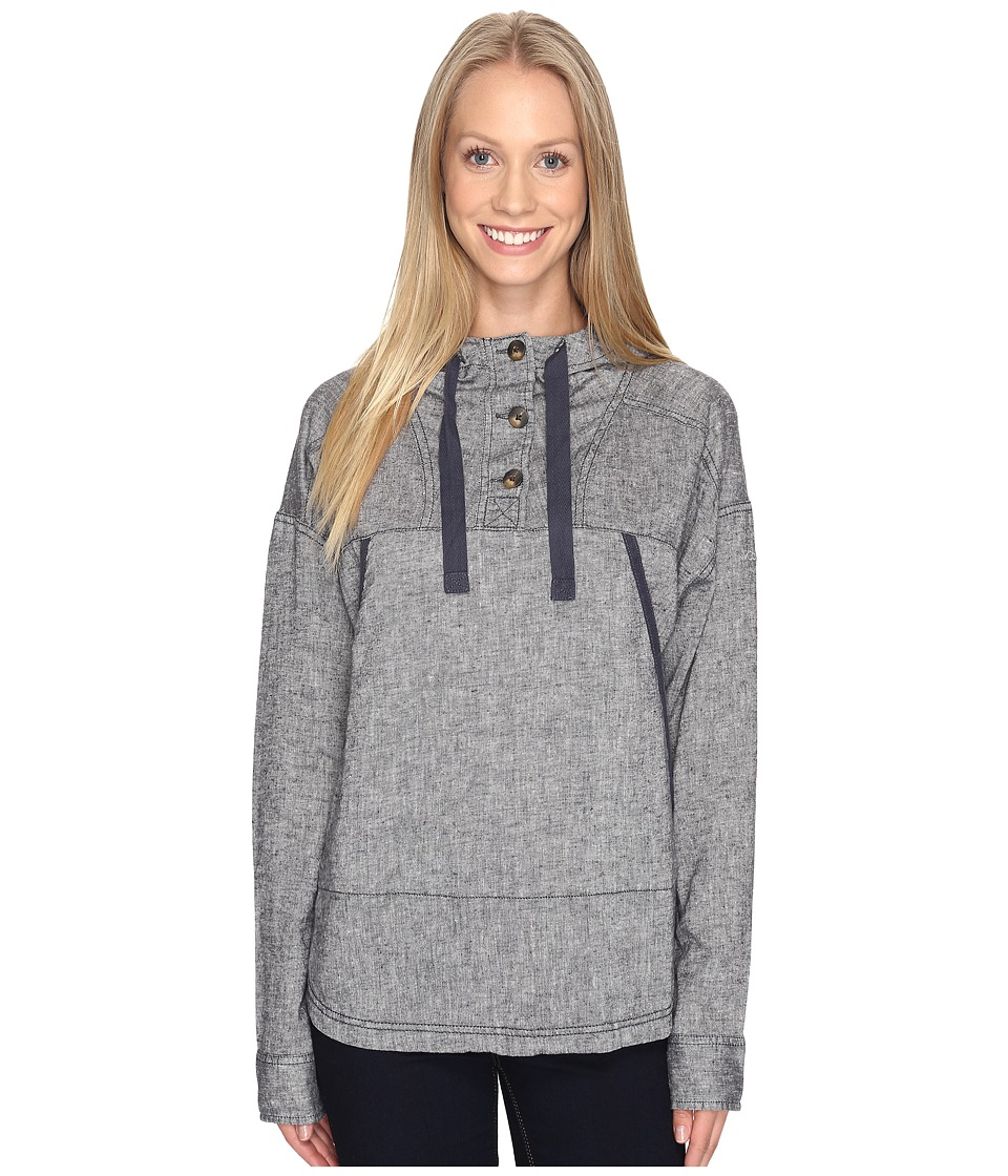 Columbia - Summer Time Anorak (India Ink) Women's Sweatshirt