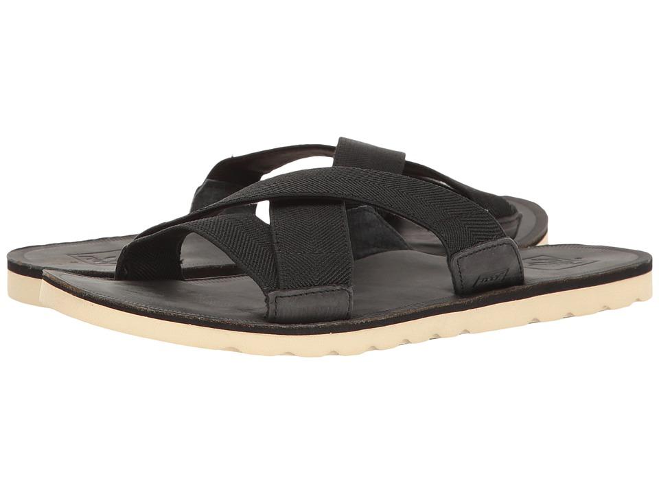 Reef - Voyage Slide (Black) Women's Sandals