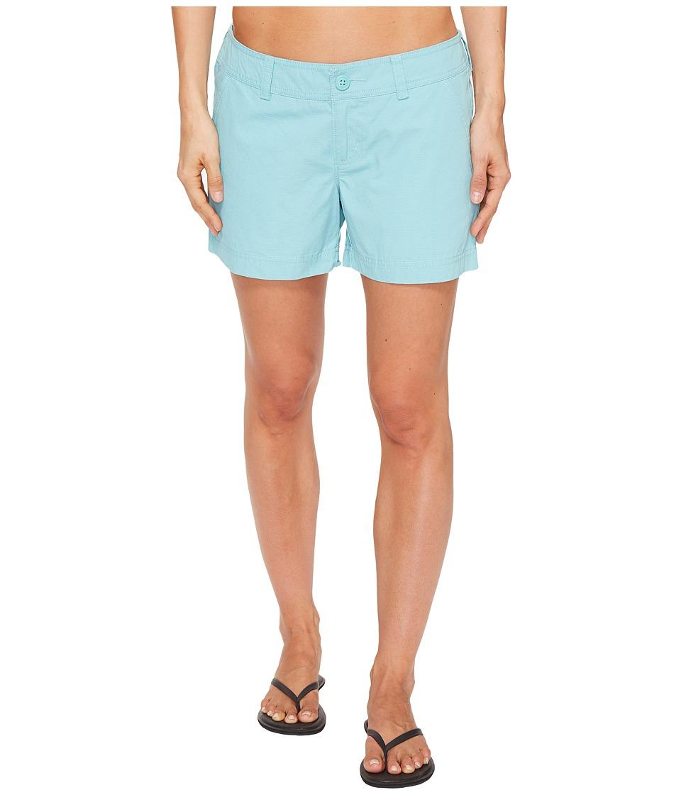 Columbia - Compass Ridge Shorts - 4 (Iceberg) Women's Shorts
