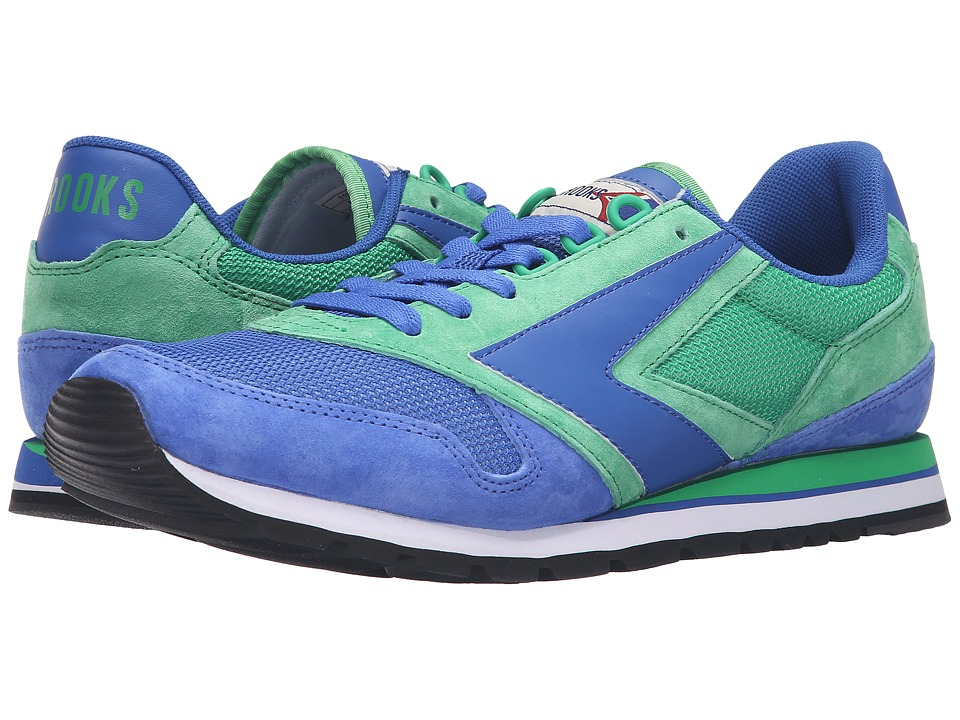 Brooks Heritage Chariot (Dazzling Blue/Bright Green) Men