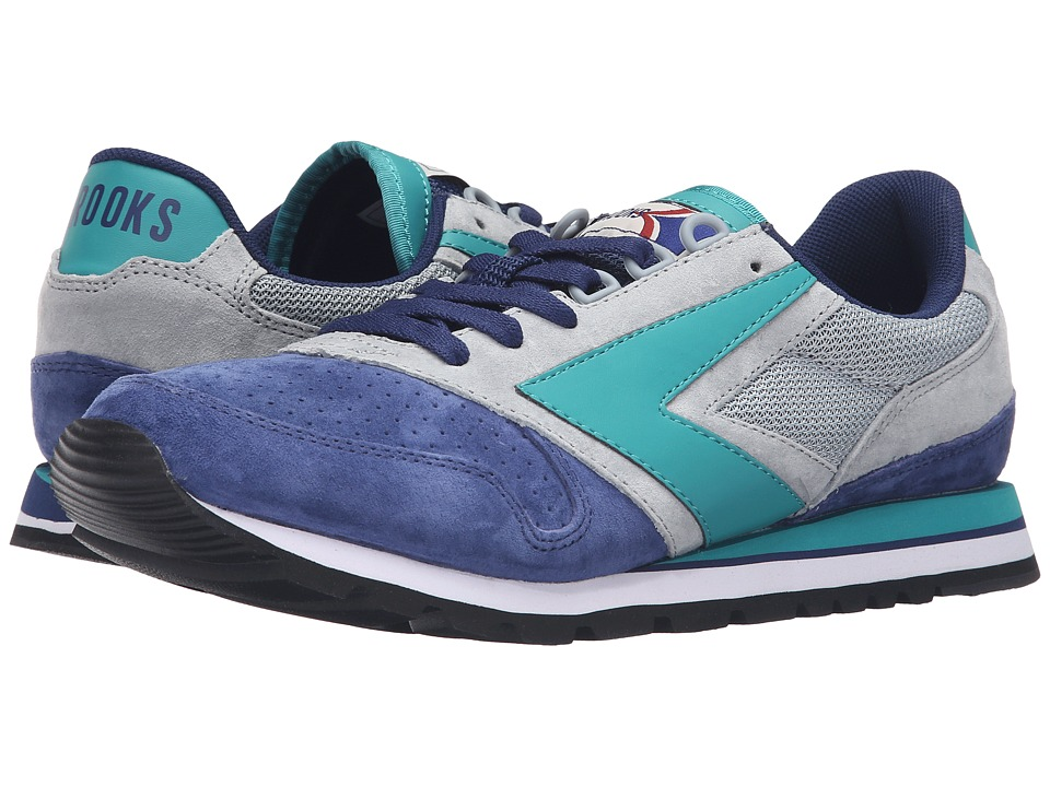 Brooks Heritage Chariot (Blue Depths/Quarry/Teal) Men