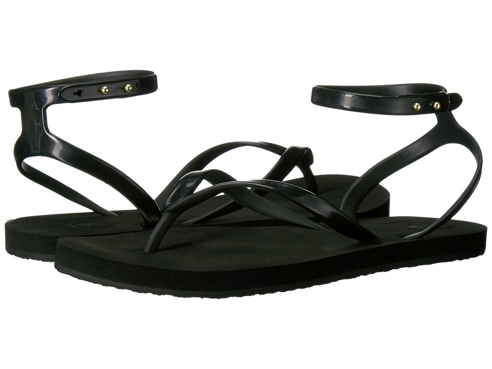 Reef - Stargazer Wrap (Black) Women's Sandals