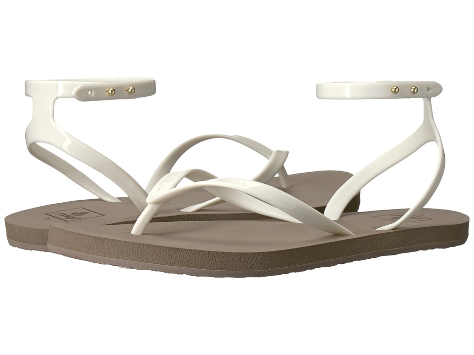 Reef - Stargazer Wrap (Taupe Grey) Women's Sandals