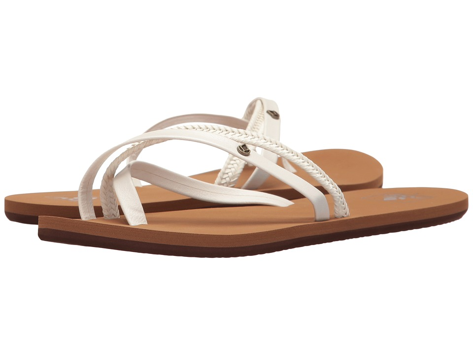 Reef - O'Contrare LX (White) Women's Sandals