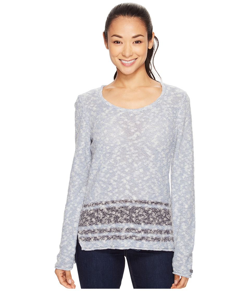 Columbia - Peaceful Feelin II Sweater (Beacon Stripe) Women's Sweater