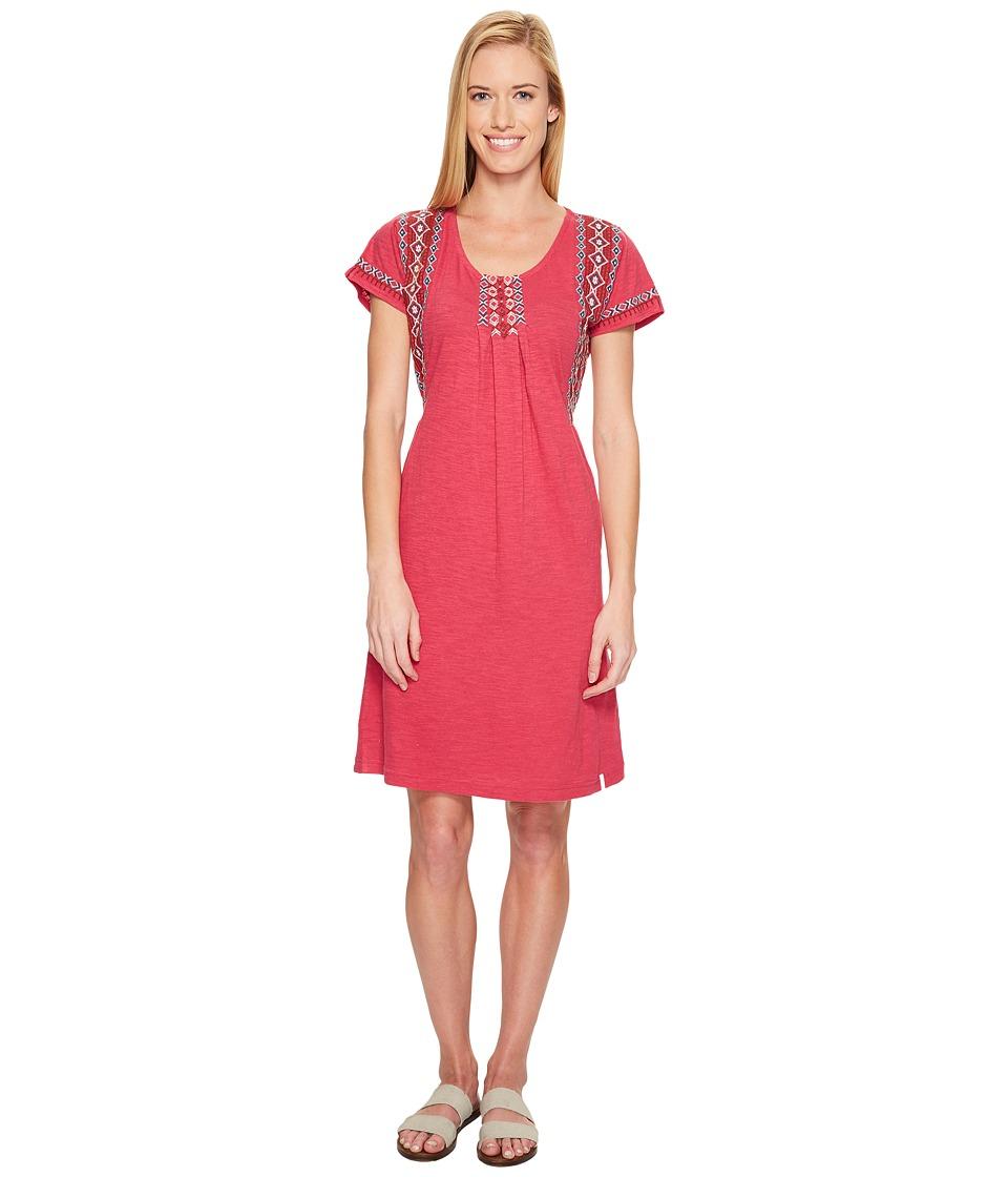 Woolrich - Bell Canyon Eco Rich Dress (Dragon Fruit) Women's Dress