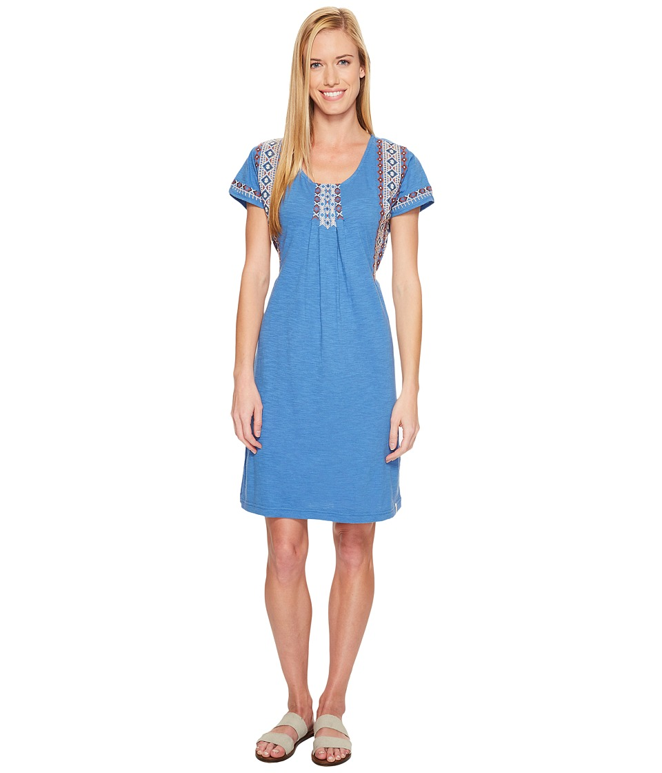 Woolrich - Bell Canyon Eco Rich Dress (Lapis) Women's Dress