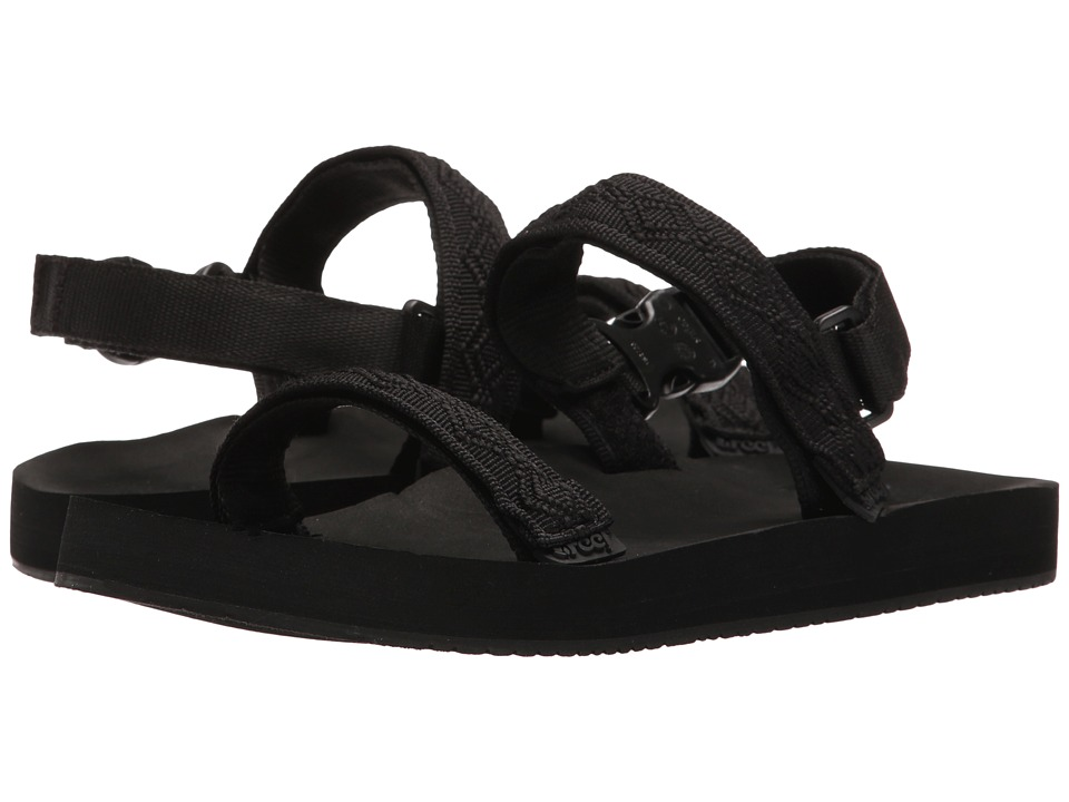 Reef - Convertible (Black) Women's Sandals