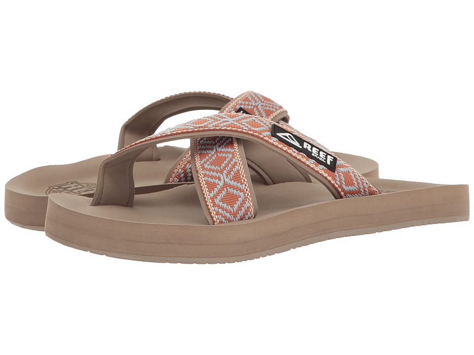 Reef - Crossover (Mocha) Women's Sandals